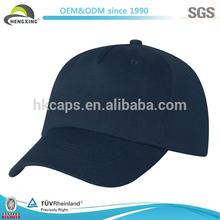 Navy Blue 5 Panel Baseball Cap Plain,Custom 5 Panel Hats