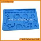 fondant mold silicone unique chocolate molds