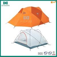 ultralight aluminum pole hiking tent
