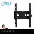 2015 China manufacturer angled metal hanging brackets lcd tv wall bracket