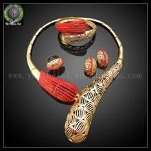 dubai fake gold jewelry set stell 2015