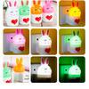 High quality animal mini led baby night light with sensor night light