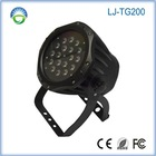 outdoor decorating light waterproof IP65 DMX RGB led flood light TG200-36W