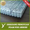 papel de aluminio de la espuma de epe de aislamiento