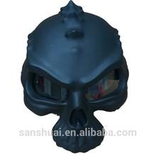 skull face helmet,chopper motorcycle helmet,helmet skull