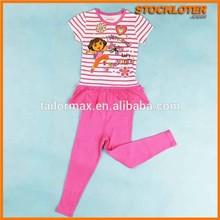 wholesale flower girl dress child Dress and Pants Set stock, 141107b