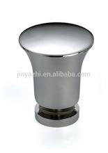 china zinc alloy chroming high quality glass sliding door pull handle sliding door