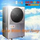 air to water heat pump solar water heater heating system daikin equipment for small business at home