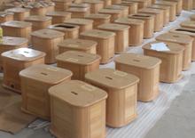 New Design Foot Bath Japan Far Infrared Sauna Barrel with Tourmaline (CE/RoSH/ISO)
