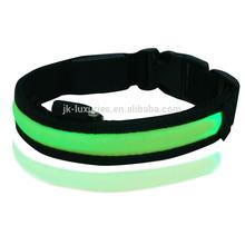 Eye-catching LED Pet safety Collar