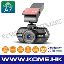 hot product full hd car dvr 2.7 inch mobile camera ip cctv car drive security police camera in 2014