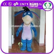 HI CE cartoon donkey eeyore mascot costume for sale