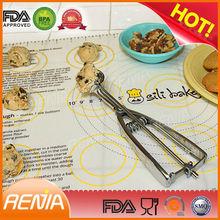 Renjia gomma nera tovaglietta, tappeto puzzle di puzzle, prodotti in fibra di vetro