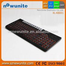 New style promotional google tv mini wireless keyboard