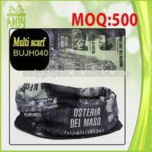 wholesale scarf promotion gift bandanas headwear