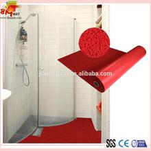 pvc anti slip mat for bathroom