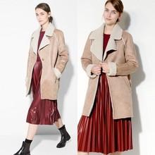 Winter of 2015 new fashion turkish women coats wholesale women coat processing