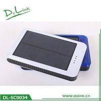 Big capacity 20000mAh sun power battery charger for phone
