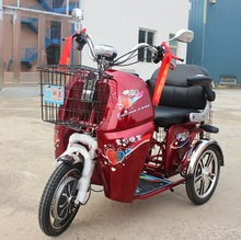 luxury adult electric trikes for elder (chenmei-5)