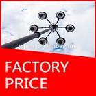 New designed solar led high mast lighting,outdoor solar led high mast lighting