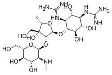 CAS no 128-46-1 enterprise standard Intermediates & Fine chemicals Dihydrostreptomycin