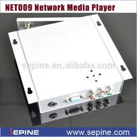 Sepine best smart tv media box, netbox for monitor/tv/lcd
