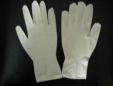 Disposable medical gloves with latex gloves powder free black design color surgical gloves