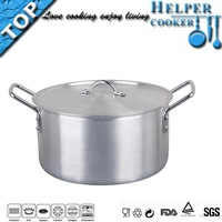 new products two ears pot with stainless steel knob