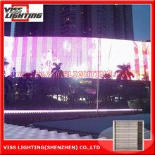 transparent led strips easy setup led display screen panel price / advertising led display / led panel