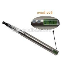 Best Quality evod battery vv4 LCD Display evod vv4 battery