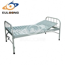 Euloong Steel Furniture/Latest Useful manual adjustable single stainless steel nursey bunk bed for hospital YL-07