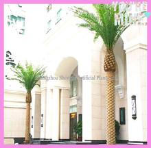 guangzhou factory direct artificial date palm tree,6m outdoor date palm