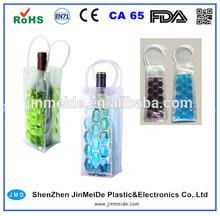 Portable Bottle Gel Cooler Bag / Gel Cooler Wine Holder for travel