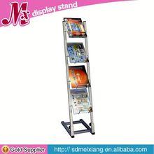 Metal eyewear display case, MX10122 hot sale countertop cosmetics display stand