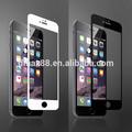 Nova vinda! Anti impressões digitais material pet 100% ajuste perfeito para iphone 6&6 plus protetor de tela