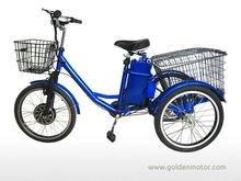 200W/300W/400W electric cargo trike (Model No.ECT530)