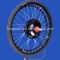 """24"""" en fauteuil roulant électrique moteur 36v 300w moteur brushless moyeu"""