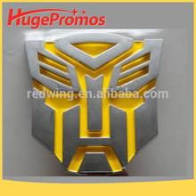3D Chrome Car Badges Auto Emblems/Auto Emblems Car Logo/Badge Autobot Car