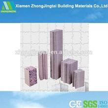 di alta qualità materiali da costruzione impermeabile spray di schiuma isolante costo pannello