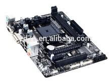 GA-F2A58M-DS2 FM2+ DDR3 64GB GA F2A58M DS2 Desktop motherboard