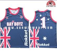 fashion good quality custom basketball uniform images