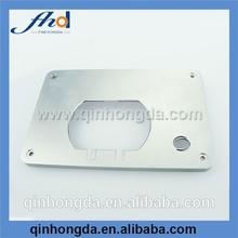 Aluminium enclosures for electronics CNC machining part CNC Lathe part