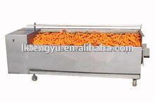 Carrot deep washing machine with brusher