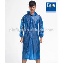 Adults Waterproof Rainsuit Mens Ladies Rain Coat