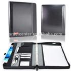 Leather Portfolio iPad Case