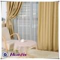 Venta al por mayor precio bajo de la alta calidad hermosa bordado cortina de la ventana