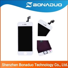 wholesale for Iphone 5s lcd digitizer no dust no dead pixel no scratch