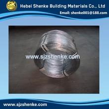 Q195,Q235 0.5MM-5.5MM Custom 4Mm Galvanized Mild Steel Wire