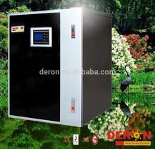 geothermal heat pump ground source heat pump multi source heat pump meeting daikin