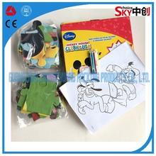 2014 Cheap China Fashion Colorful Foam Puzzle Mat